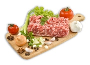 Mletý mäsový prípravok z bravčového mäsa chladený 500 g