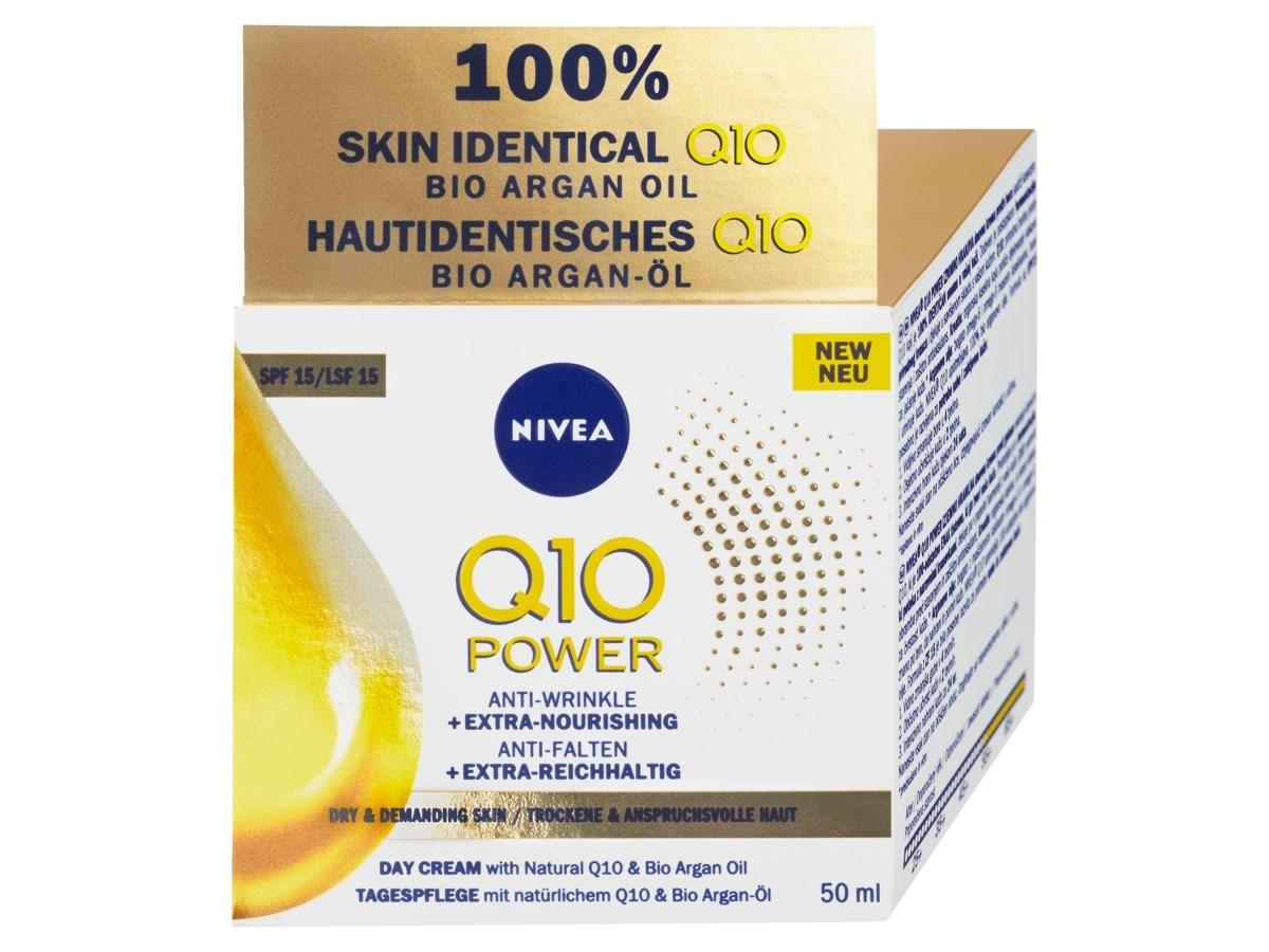 Nivea Q10 Power výživný denný krém 1x50 ml