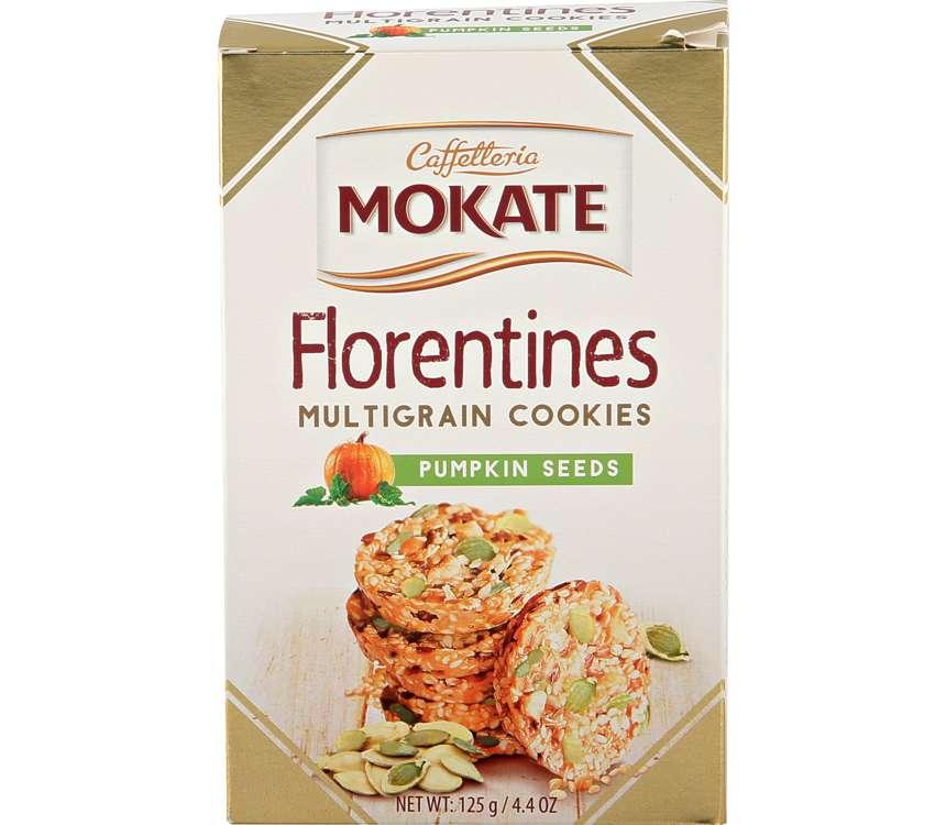 Vícezrnné sušenky Florentines