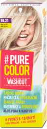 Farba na vlasy #Pure Color Washout, 10.21 Baby Blond