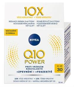 Nivea Q10 proti vráskam denný krém 1x50 ml