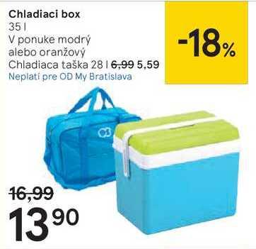 Chladiaci box