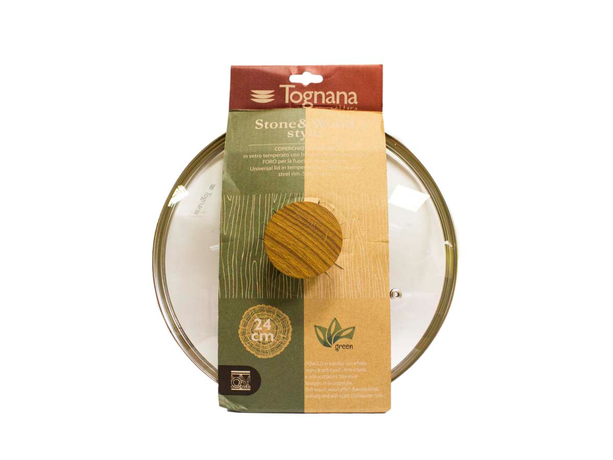 Pokrievka Stone&Wood 24cm Tognana 1ks