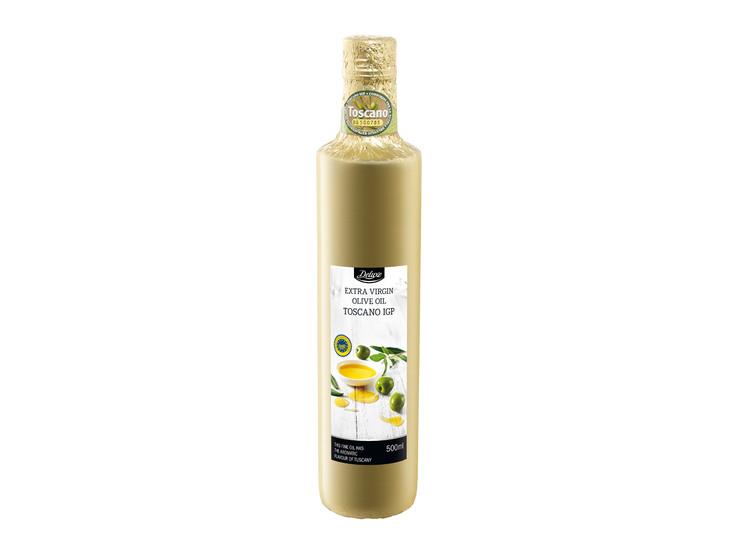 Toskánsky olivový olej