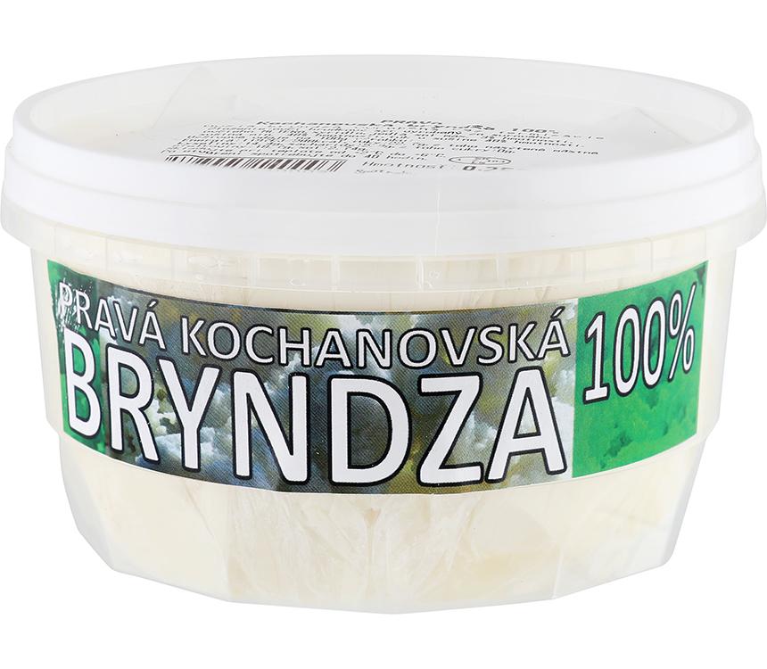 Pravá Kochanovská bryndza