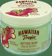 Telové maslo po opaľovaní  Exotic Coconut, 200 ml