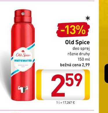 Old Spice  150 ml
