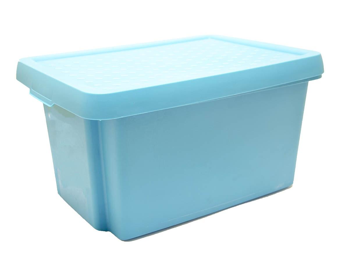 Box úložný Essentials 16l modrý Curver 1ks