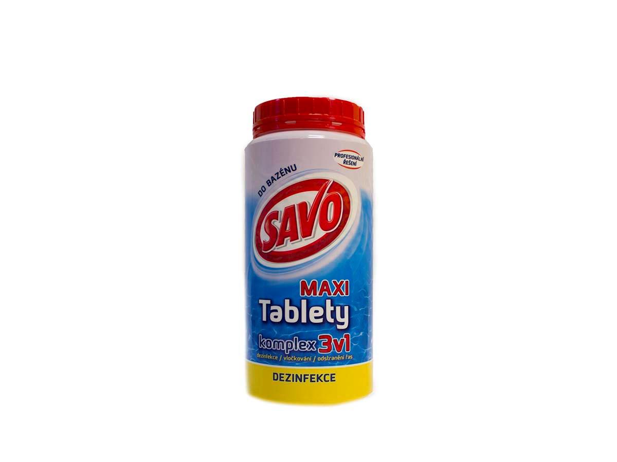 Savo Tablety maxi komplex 3v1 1x1,4 kg