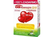 GS Koenzým Q10 60 mg