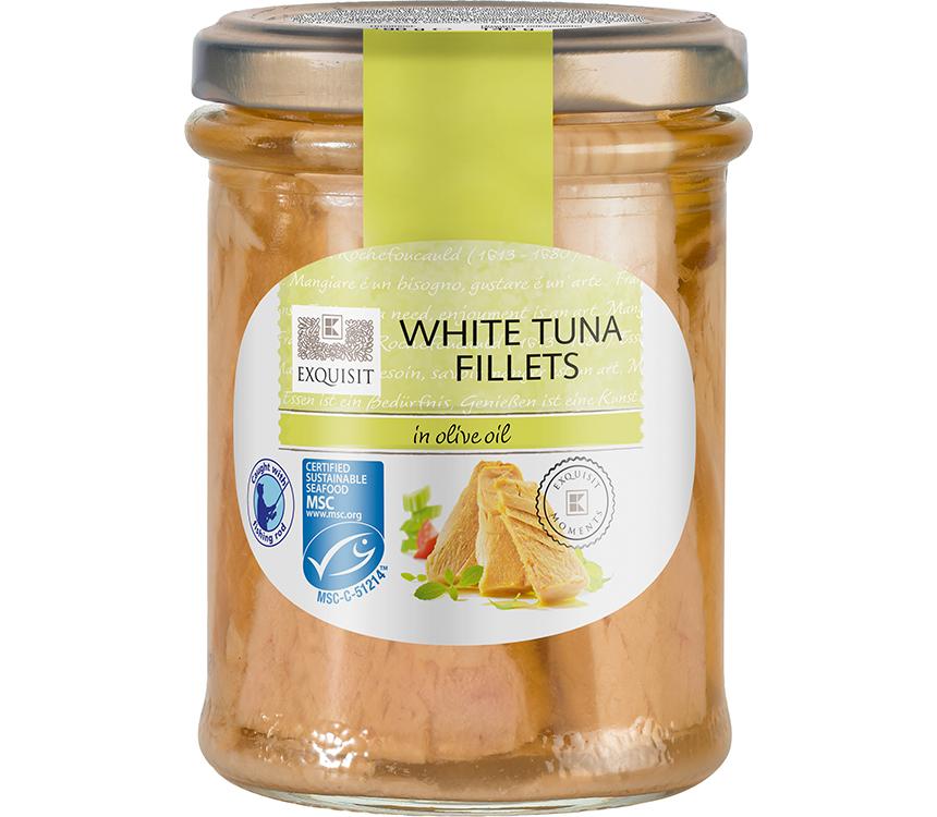 Tuniak filety