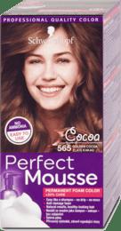 Farba na vlasy, 565 zlaté kakao
