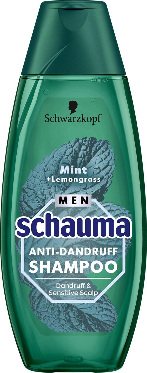 Schauma Men Mäta šampón 1x400 ml