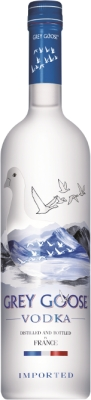 Grey Goose Vodka 40% 1,00 L