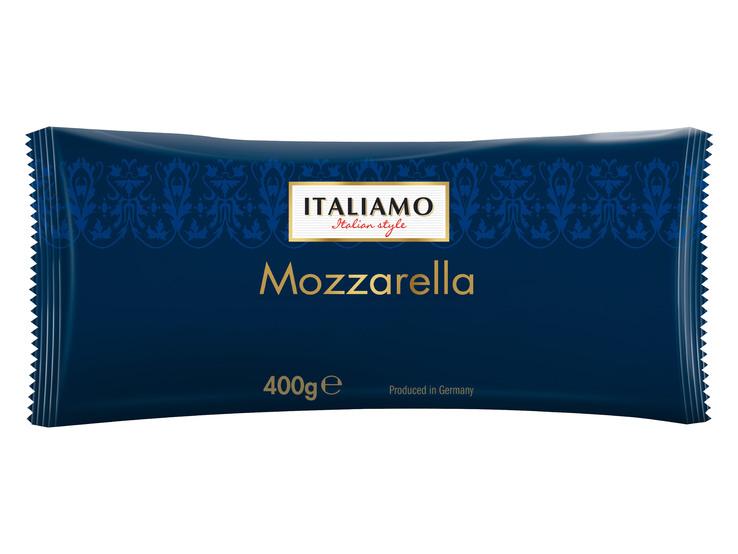 Mozzarella na pizzu