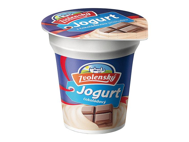 Zvolenský jogurt
