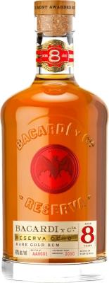 Bacardi Reserva 8YO 40% 0,70 L