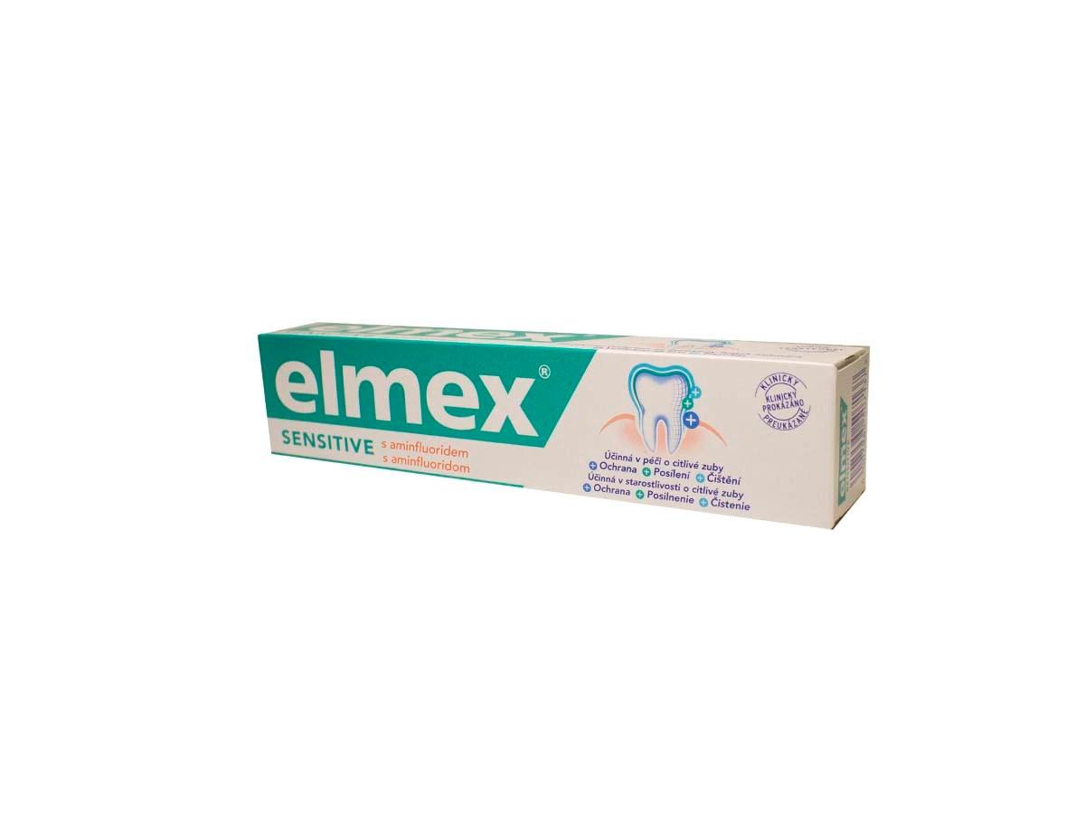 Elmex Sensitive zubná pasta 1x75 ml