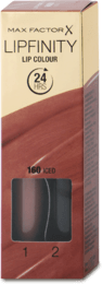 Rúž na pery Lipfinity, 160 Iced