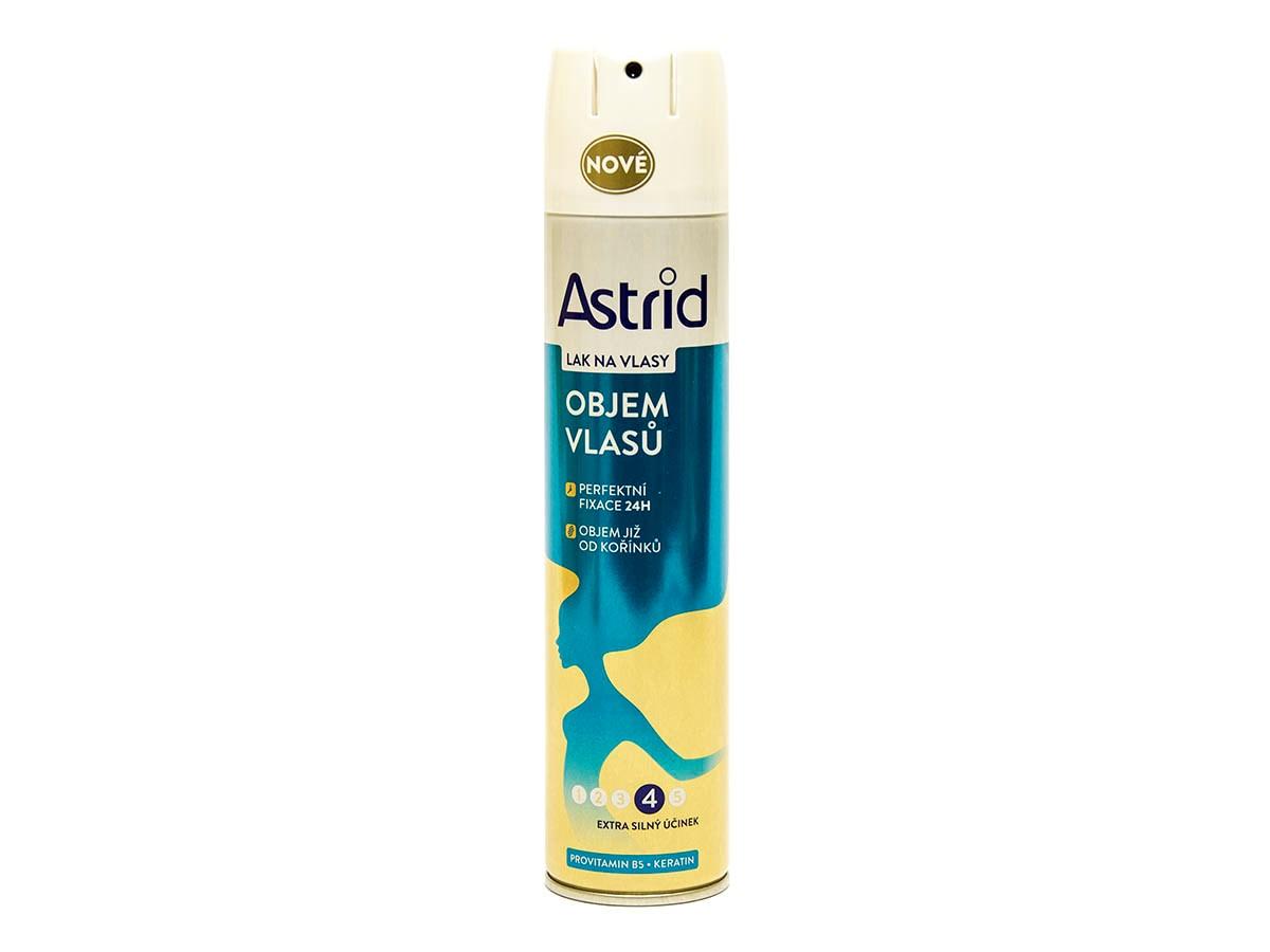 Astrid Objem vlasov lak na vlasy 1x250 ml