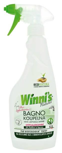 Winni´s Bagno čistič kúpeľní 1x500 ml