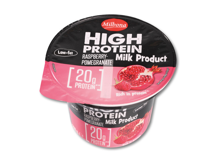 Proteínový jogurt
