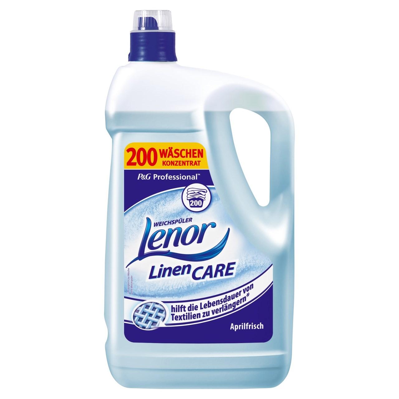 Lenor P&G Professional Spring aviváž 1x5 l