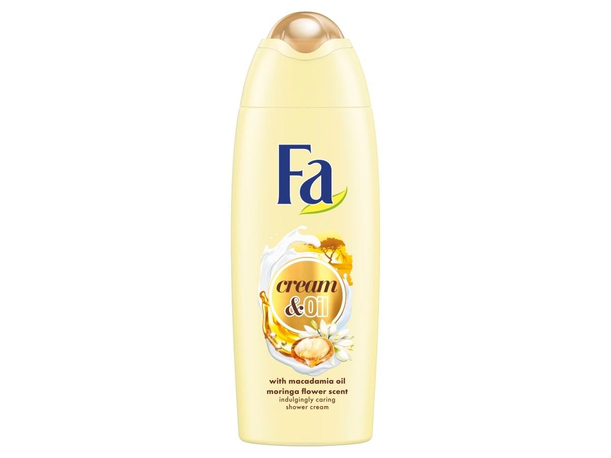 Fa Cream&Oil Moringa sprchový gél 1x250 ml