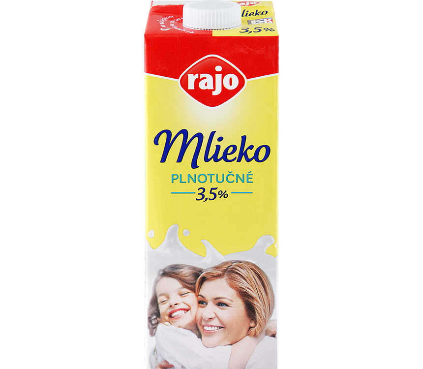Trvanlivé mlieko