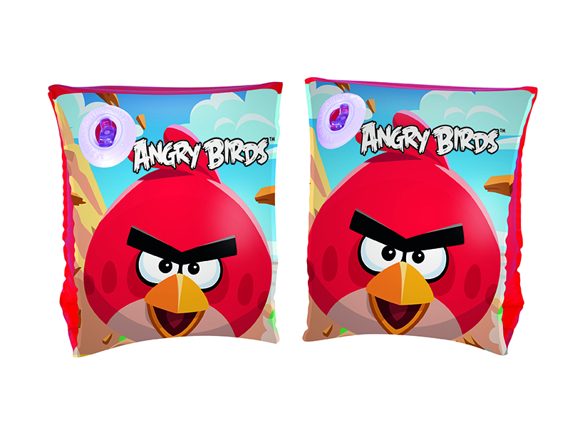 Nafukovacie rukávniky Angry Birds