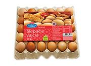 Vajcia slepačie čerstvé veľkosť M 30 ks 1 bal.