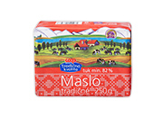 Tradičná kvalita Maslo tradičné 250 g