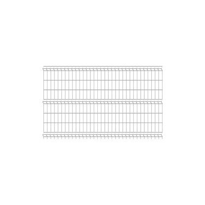 Polargos Plotové pole SPARTA 75 153 x 250 cm, antracitova