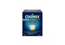 COLDREX Grip plus KAŠEĽ príchuť citrón a mentol