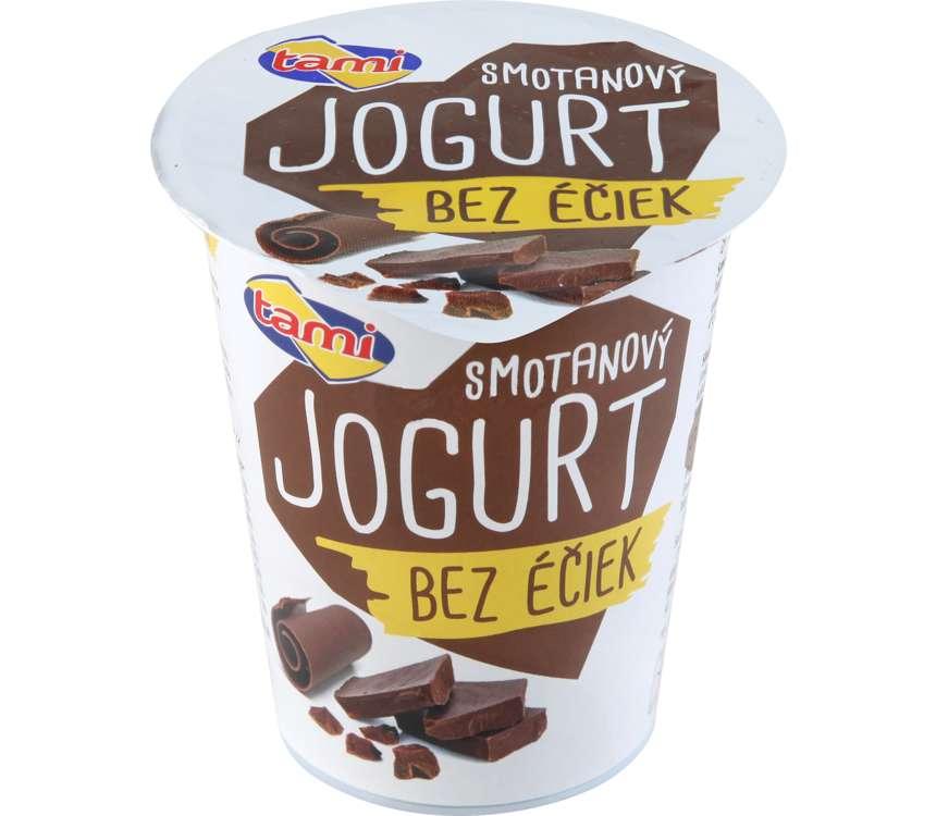 Smotanový jogurt