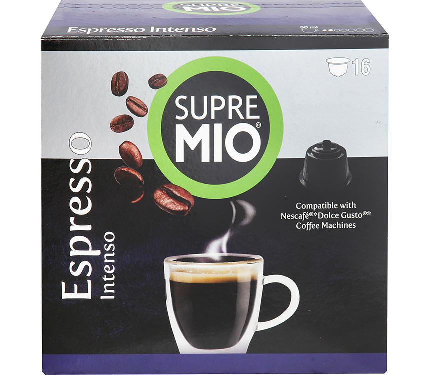 Káva v kapsulách