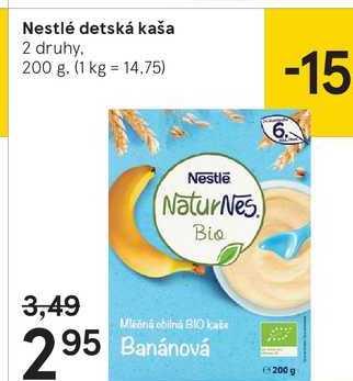 Nestlé detská kaša, 200 g