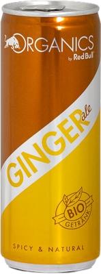 Organics Ginger Ale 0,25 L plech