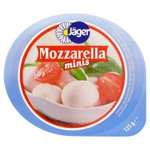 Jäger Mozzarella 125 g