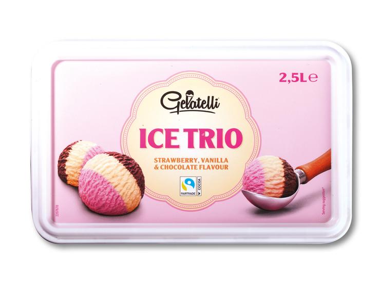 Zmrzlina Trio