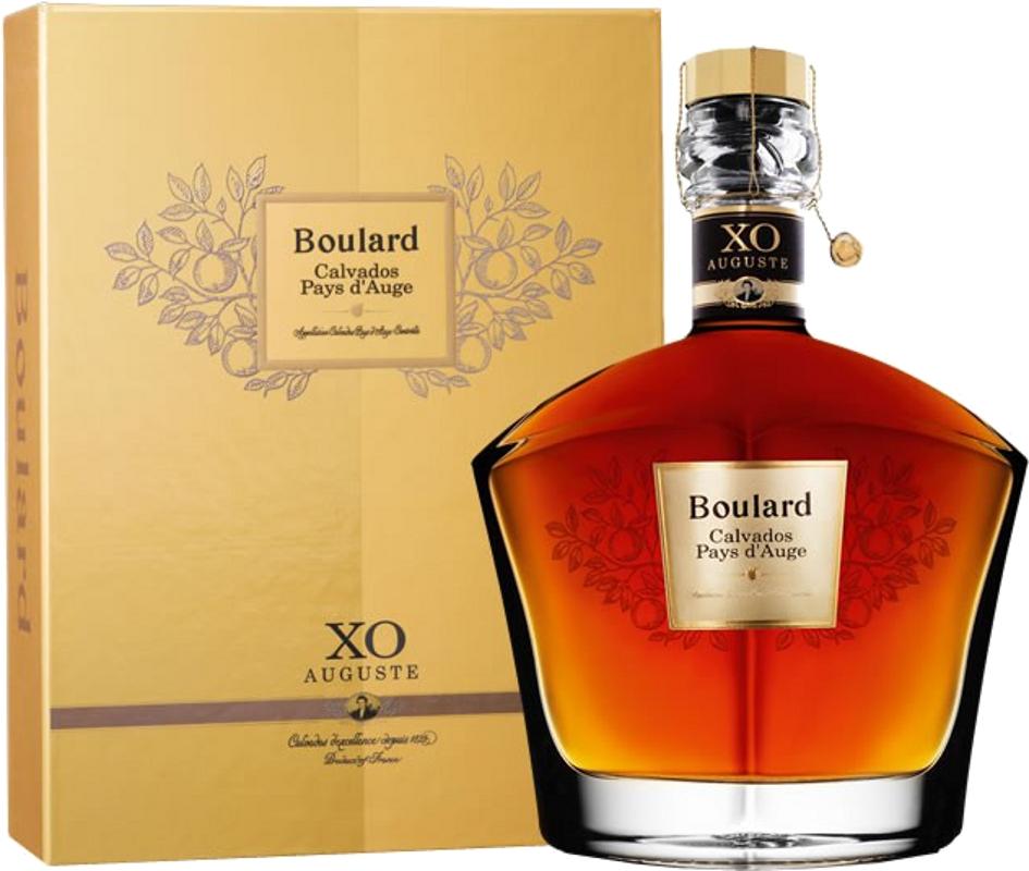 Calvados Boulard X.O. Auguste 40% 0,70 L