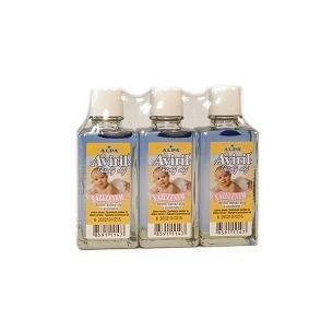 Alpa Aviril detský olej s azulénom 3x50 ml