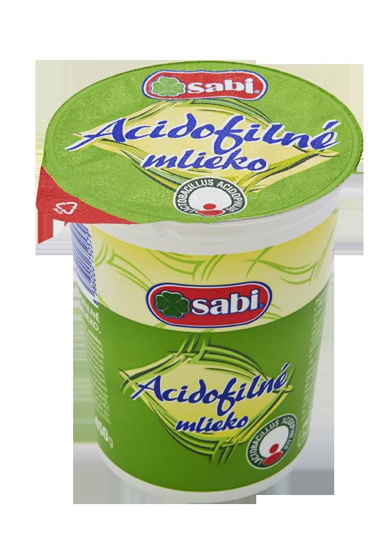 Acidofilné mlieko 450ml