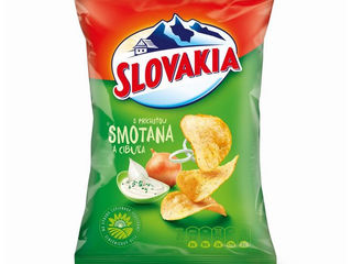 LUPIENKY SLOVAKIA CHIPS 70g, 2 druhy