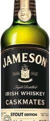 Jameson Caskmates Stout 40% 0,70 L