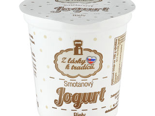 Obrázok Smotanový jogurt