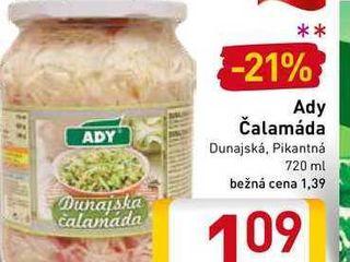 Ady čalamáda  720 ml