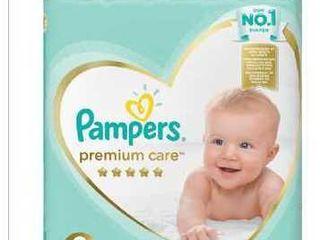 Obrázok Pampers premium jumbo pack detské plienky