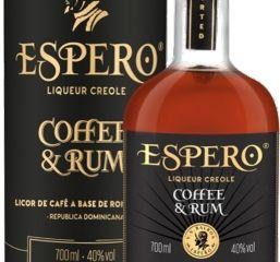 Obrázok Ron Espero Coffee & Rum 40% 0,70 L