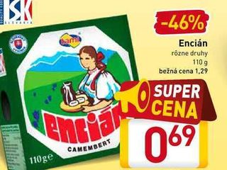 Encián 110 g